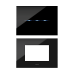 Декоратвна рамка YOUNG - абсолютно черно