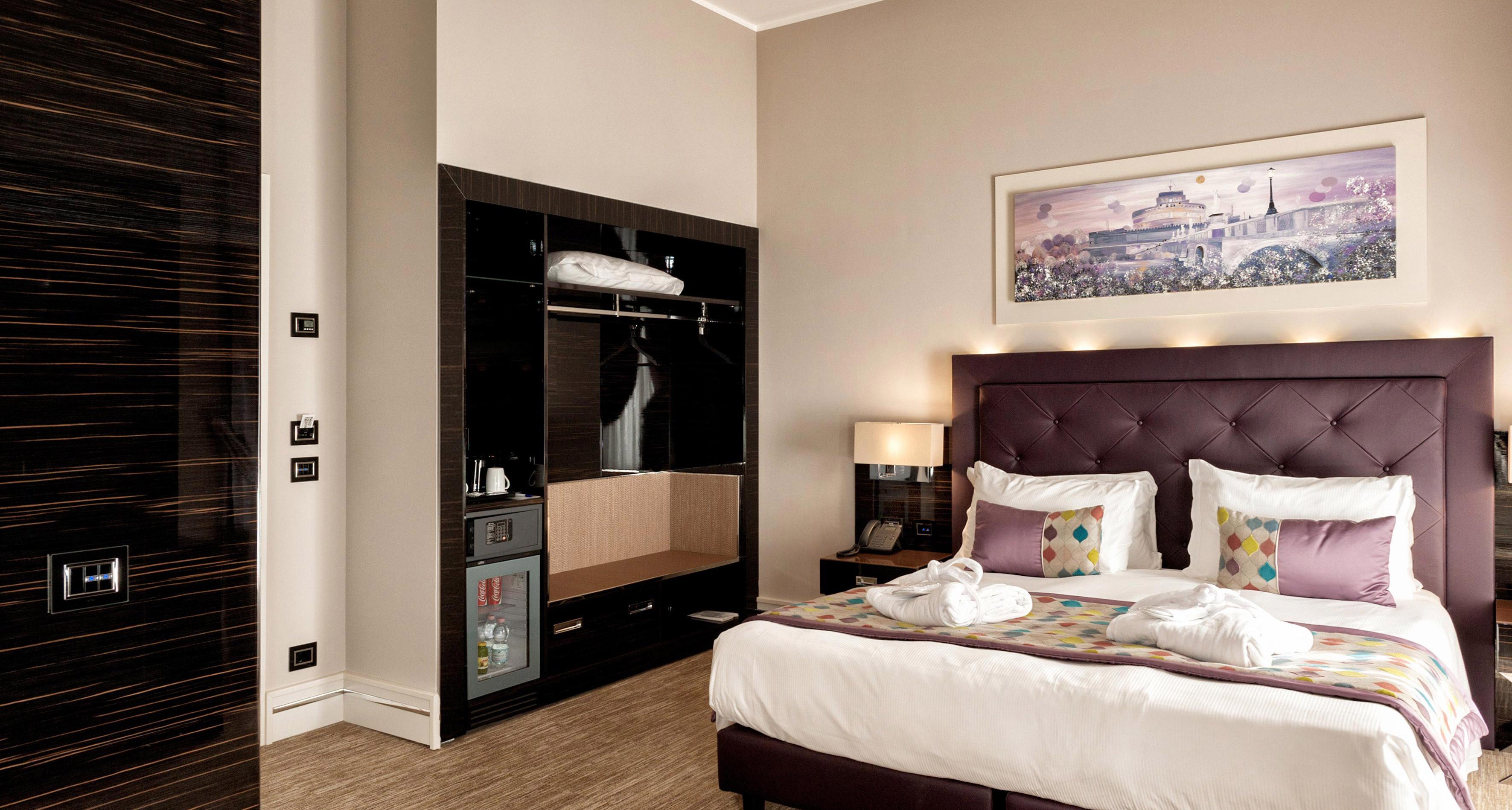 Camera-Domotica-hotel