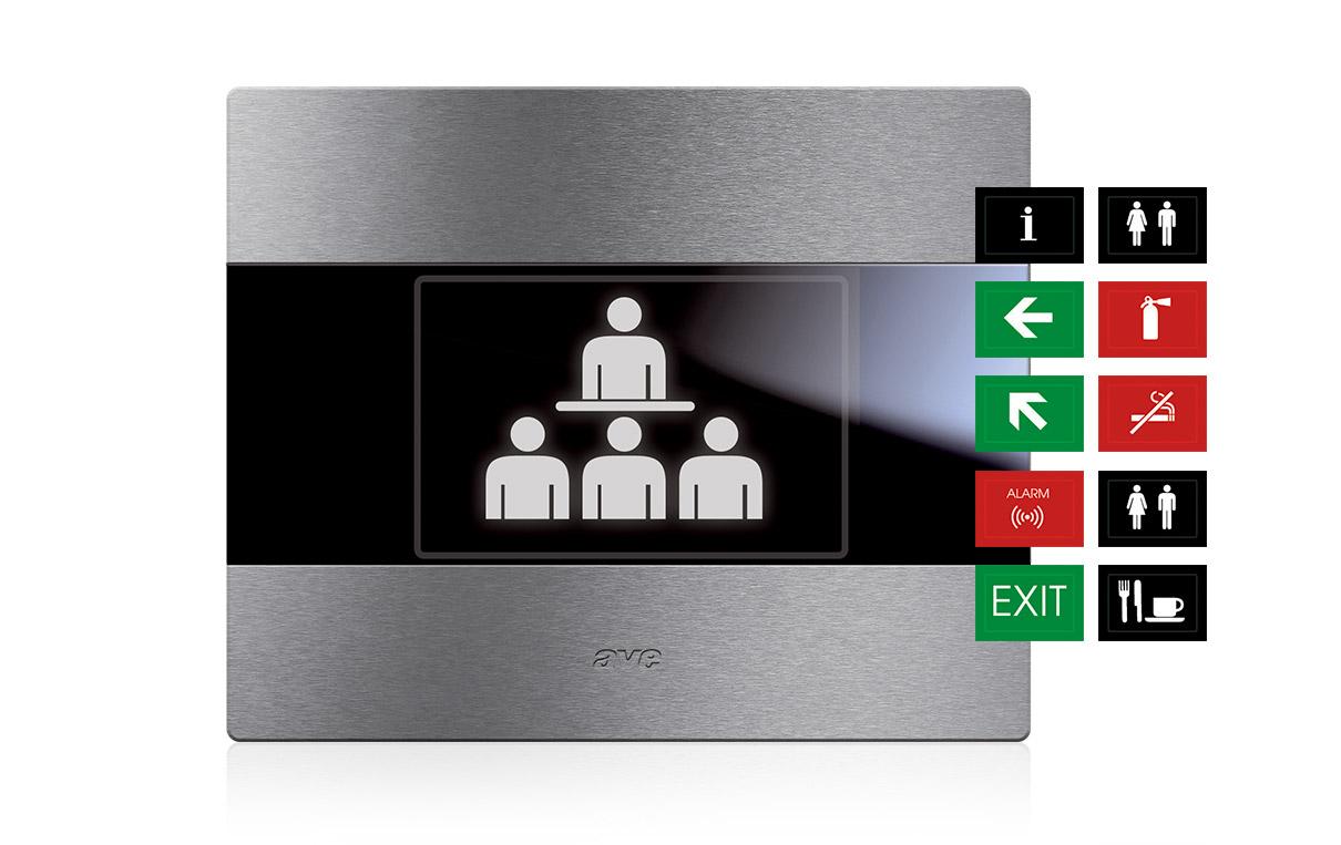 design-integrato-segnalazioni-ausiliarie-AVE-Domotica-Hotel