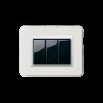 Серия Life Touch с декоративна рамка Zama - бяло RAL 9010