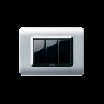 Серия Life Touch с PVC рамка - бяло RAL 9010
