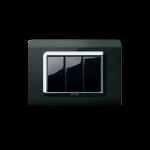 Серия Life Touch с PVC рамка - чисто черно