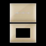 Декоратвна рамка YOUNG - злато