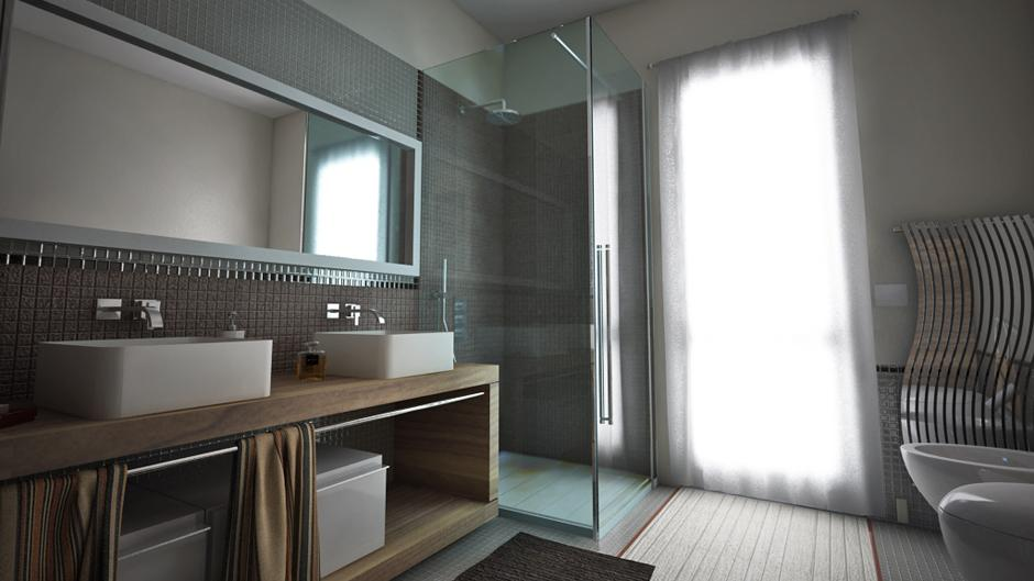 Bathroom Home Automation Ave Domina Plus